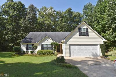 Statham Single Family Home Under Contract: 311 Jacobs Ln