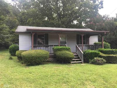 Douglasville Single Family Home For Sale: 3206 Lake Monroe Rd