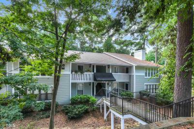 Piedmont Heights Condo/Townhouse Under Contract: 618 Summit North Dr