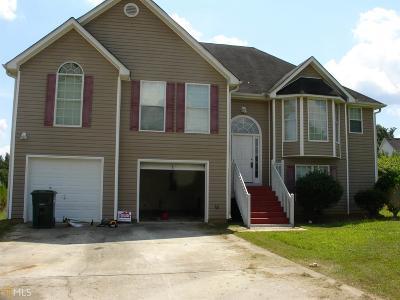Monroe Single Family Home For Sale: 840 Overlook Trl