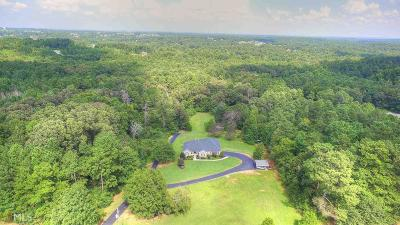 Hoschton Single Family Home For Sale: 6976 Jackson Trail Rd