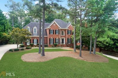 Marietta Single Family Home For Sale: 720 Parkside