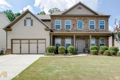 Braselton Single Family Home For Sale: 1818 Madrid Falls Dr