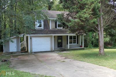 Snellville Single Family Home Under Contract: 3142 Summer Wood Cir