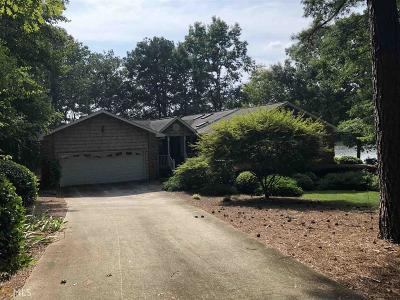 Greensboro Single Family Home For Sale: 1451 Anchor Bay Dr #17