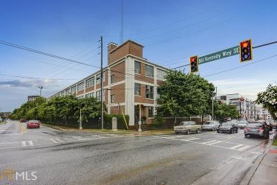 Reynoldstown Condo/Townhouse For Sale: 881 Memorial Dr #309
