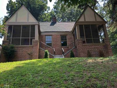 Sylvan Hills Single Family Home For Sale: 960 Byron Dr