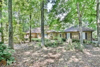 Fayette County Single Family Home For Sale: 503 County Line Rd