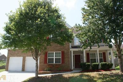 Braselton Single Family Home For Sale: 278 Franklin St