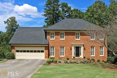 Lilburn Single Family Home For Sale: 5 Planters Dr