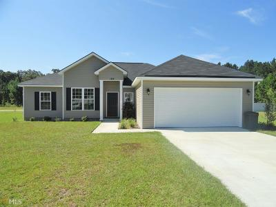 Statesboro Single Family Home For Sale: 189 Stillwater Dr #32