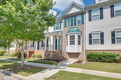 Suwanee Condo/Townhouse For Sale: 1291 Park Pass Way
