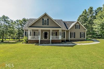 Jefferson Single Family Home Contingent With Kickout: 3451 Highway 124
