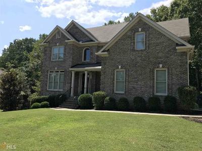 Ellenwood Single Family Home Under Contract: 123 Chapel Ridge Dr #120