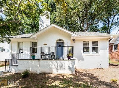 Westview Single Family Home For Sale: 1737 S Gordon St