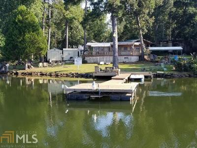 Butts County, Jasper County, Newton County Single Family Home For Sale: 614 Barnetts Bridge Rd