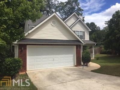 Henry County Single Family Home Under Contract: 1900 Elm Park Dr