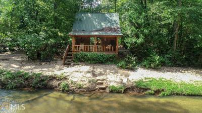 Rabun County Single Family Home For Sale: 10351 Old Hwy 441 S #1A