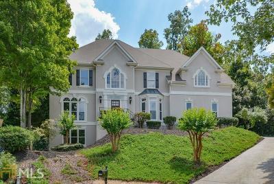 Smyrna Single Family Home For Sale: 2262 Vinings Cv