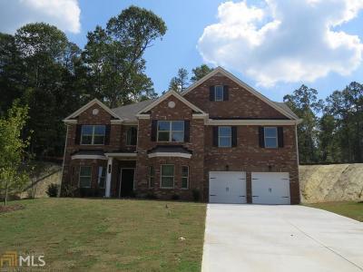 Douglasville Single Family Home Under Contract: 4025 Tarnrill Rd
