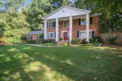 Stone Mountain Single Family Home Under Contract: 2170 Skytop
