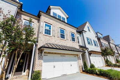 Cobb County Condo/Townhouse Under Contract: 3261 Artessa Ln
