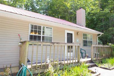 Rabun County Condo/Townhouse For Sale: 653 Covecrest