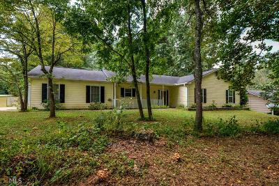Dacula Single Family Home For Sale: 2350 Hinton Rd