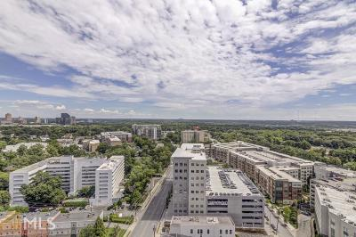 Paces 325 Condo/Townhouse Under Contract: 325 E Paces Ferry Rd #2203