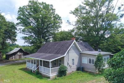 Martin Single Family Home For Sale: 871 Crump Mill Rd