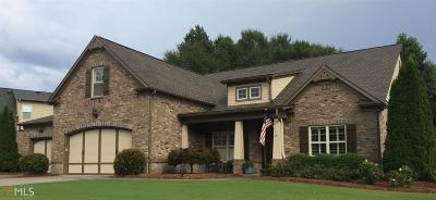 Braselton Single Family Home Under Contract: 284 Bakers Farm Cir