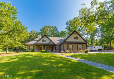 Fayetteville Single Family Home Under Contract: 971 Sandy Creek