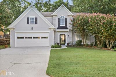 Johns Creek Single Family Home Under Contract: 4891 Anclote Dr