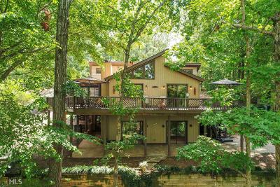 Cumming Single Family Home For Sale: 3840 Sinclair Shores Rd