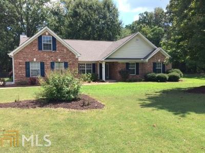 Greensboro, Eatonton Single Family Home Under Contract: 156 Collis Rd