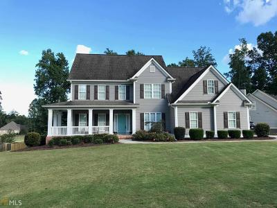 Newnan Single Family Home For Sale: 10 The Terrace