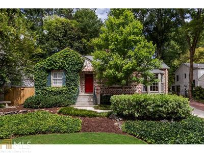 Decatur Single Family Home For Sale: 132 Willow Ln