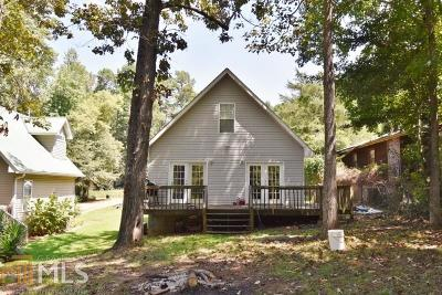 Elbert County, Franklin County, Hart County Single Family Home Under Contract: 493 Lewis Dr
