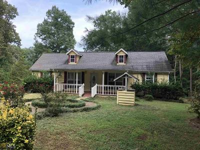 Lumpkin County Single Family Home Under Contract: 170 Broken Arrow Trl