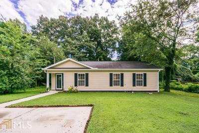 Smyrna Single Family Home For Sale: 2761 Knoll Road SE