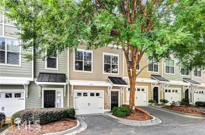 Brookhaven Condo/Townhouse For Sale: 1915 Sterling Oaks Cir