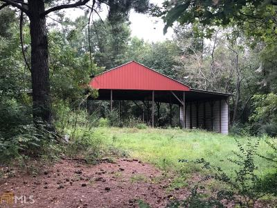 Banks County Farm For Sale: Dyer Rd