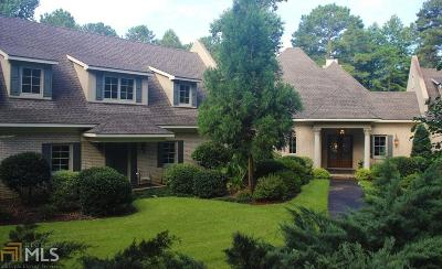 Harris County Single Family Home For Sale: 2010 Piedmont Lake Rd #Lots 130