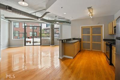Centennial House Condo/Townhouse Under Contract: 115 W Peachtree Pl #301