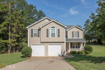 Winder Single Family Home For Sale: 1270 Wentworth Cv