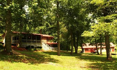 Dahlonega Single Family Home For Sale: 549 Cosens