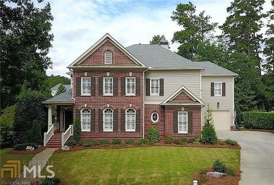 Suwanee Single Family Home For Sale: 905 Allen Lake Ln