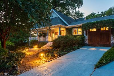 Decatur Single Family Home For Sale: 430 Woodhaven Dr
