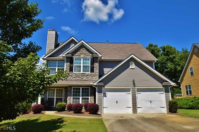 Dawsonville Single Family Home For Sale: 99 Red Hawk Dr