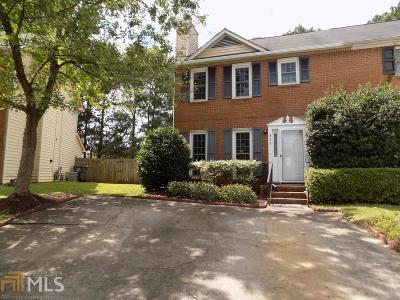 Lilburn Condo/Townhouse Under Contract: 866 Indian Lake Dr